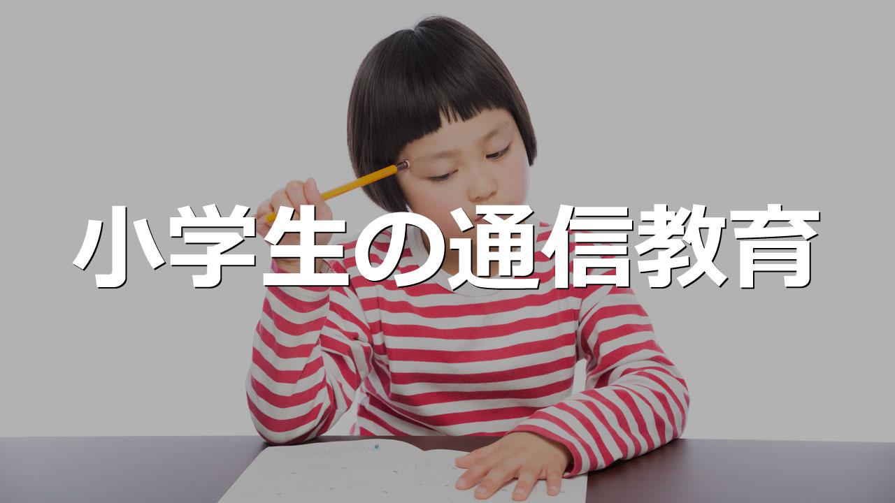 小学生通信教育